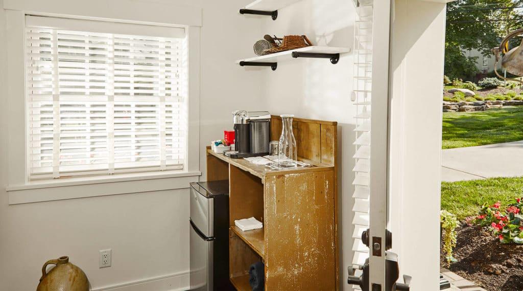 Garden Cottage refrigerator