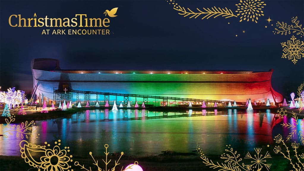 ChristmasTime at the Ark Encounter 2